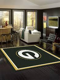 green bay packers nfl team spirit rug