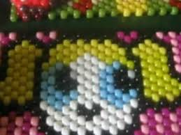 Kandi Patterns Gorgeous KANDI PATTERNS YouTube