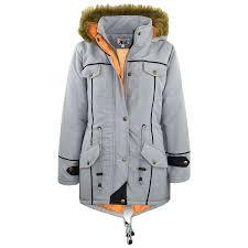 New Designer Coats Jackets A2z 4 Kids Kids Girls Jacket Designer Rainbow Faux
