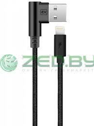 <b>Аксессуар Exployd USB</b> - 8 Pin Classic 1m Black EX-K-512, цена 6 ...
