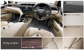 2018 toyota japan. contemporary toyota 2018 toyota camry debuts in japan hybrid only  auto news carlistmy throughout toyota japan b