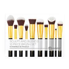 bh cosmetics sculpt and blend brush set. bh cosmetics sculpt and blend brush set