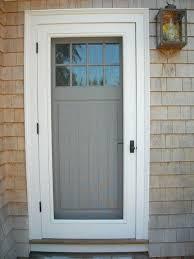 wood storm door with glass wood storm doors photo 5 wood storm door glass
