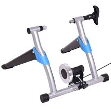 bicycle stationary stand exercise bicycle trainer stand stationary indoor 8 levels magnetic resistance stationary bicycle stand