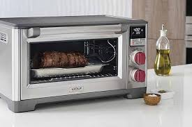 wolf stainless steel convection countertop oven review