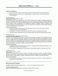 Sample Military to Civilian Resume air force resume builder Military Resume Examples by MOS