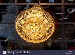 Round Chandelier Stock Photos Round Chandelier Stock