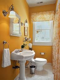 compact bathroom design ideas. Plain Bathroom Compact Yellow Bathroom Interior Design Inside Ideas E