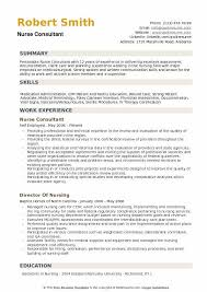 Utilization Review Nurse Resume Nurse Consultant Resume Samples Qwikresume