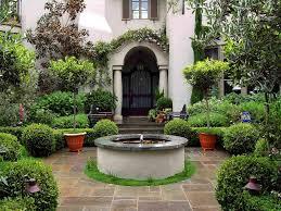 Mediterranean Style Landscape Design  Cool Mediterranean - Home landscape design