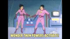 Image result for twins gif