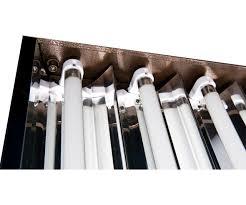 Hydrofarm Designer T5 Agrobrite Designer T5 192w 2 8 Tube Fixture With Lamps