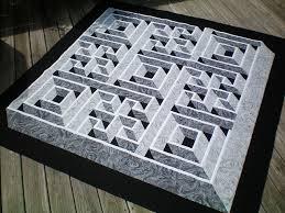 Labyrinth Walk quilt &  Adamdwight.com