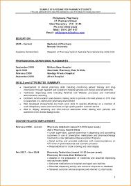 10 Pharmacy Resume Template Skills Based Resume