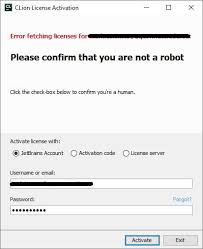 I failed to click the checkbox. I guess I'm a robot then. How about ...