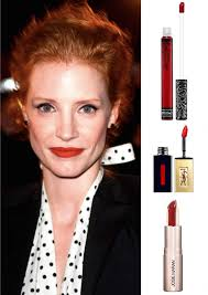 redhead makeup tips signature red lipstick for redheads