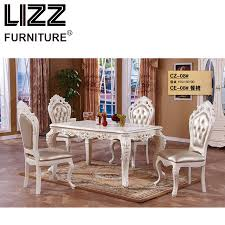Antique living room furniture sets Italian Marble Dining Table Dining Room Furniture Set Royal Furniture Antique Style Muebels Square Table Chesterfield Dining Chair Aliexpress Marble Dining Table Dining Room Furniture Set Royal Furniture