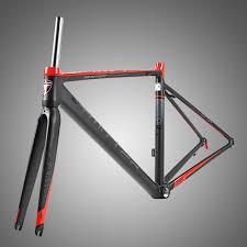 aluminum alloy al7005 road bike frame with 700c wheel size
