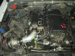 how to hardbody ka24e 240sx intake manifold swap nissan forum image