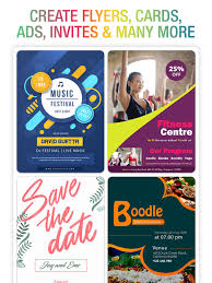 How To Create Flyers Poster Maker Flyer Designer On The App Store