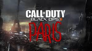 new zombie map 'paris'  black ops  dlc  youtube