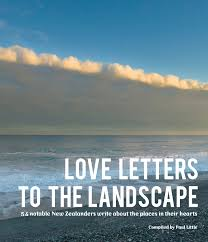 Love Letters To The Landscape - Paul Little Books