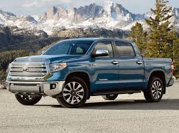 Toyota Truck Gas Mileage Chart 2020 Toyota Tundra Review Pricing And Specs