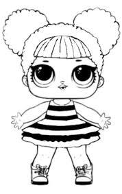 обожаю кукол Lol но ещё веселее их раскрашивать да ещё и