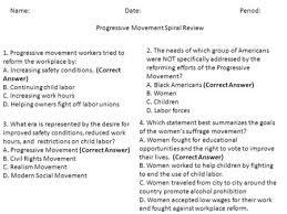 Progressive Era Reforms Chart Related Keywords Suggestions