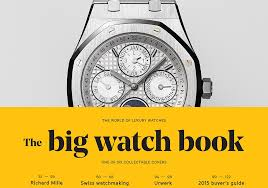 esquire launches the big watch book harrods and jose mourinho britain s most sophisticated men s magazine is launching its standalone new brand the big watch book an exclusive harrods partnership
