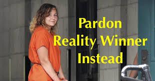 "Sherrie Godwin on Twitter: ""Pardon Reality....Free her from prison ..."