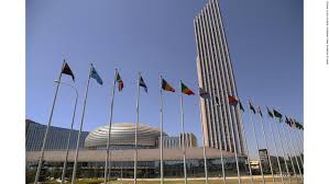 the african union building in addis ababa ethiopia was also a gift from china
