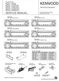 kenwood kdc 132 wiring diagram kenwood auto wiring diagram database kenwood kdc 133 service manual pdf on kenwood kdc 132 wiring diagram