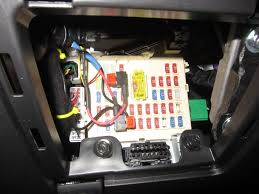mirror ectomy complete! hyundai forums hyundai forum 2010 Hyundai Veracruz Fuse Box Diagram the fuse panel with the completed wiring while the hyundai instructions say to use t tap connectors i couldn't find any the right size and honestly wasn't Hyundai Sonata Fuse Box Diagram