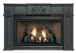 convert gas fireplace to wood burning stove cost