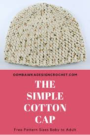 Cotton Crochet Patterns Cool Decorating Design