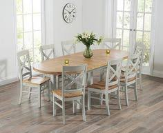 haversham pine dining table and 6 upholstered chairs. buy the chelsea oak \u0026 grey extending dining table with cavendish chairs at furniture superstore haversham pine and 6 upholstered