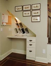 office under stairs. Captivating Home Office Under Stairs Design Ideas Best About Desk On Pinterest Basements