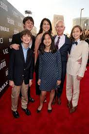 Amazon's Jeff Bezos to his kids: Be ...
