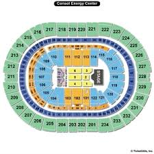 Pittsburgh Paints Arena Seating Chart Bright Consol Arena Seating Chart Honda Center Detailed