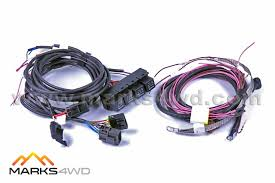 toyota hilux 4runner surf v6 engine conversion 4l60e automatic interface wiring harness vs v6 engine