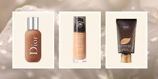 11 best waterproof foundation makeup brands new water resistant face makeup