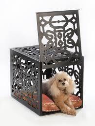 luxury dog crates furniture. Magnificent Designer Dog Crate Furniture At Luxury Crates Fancy Pet Cratemaricela
