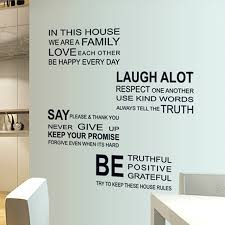 english alphabet wall stickers school creative restaurant glass door sticker living room bedroom background wall stickers can be removed in