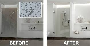 removing glass shower door how to clean glass shower doors and remove hard water stains how