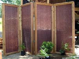 patio privacy screens o ideas and tutorials including from network this cool movable outdoor screen panels privacy screens for porches metal garden panels