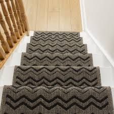 chevron brown brown carpet for stairs n23 stairs