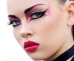 tutorial argentina image 70s punk makeup photo 3 my 80s glam rock