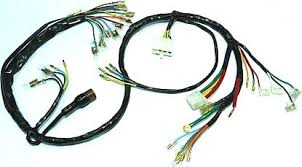 honda cb750 1970 1971 wire harness 1971 Honda 750 Four Wiring Diagram Honda CB550 Wiring-Diagram