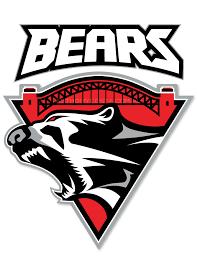 Sydney Bears | ice hockey sports logo design by Anthony Costa